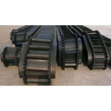 Ribbed Belt Conveyer Industrieförderer Gürtel für Bergbau