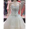 Türkei Brautkleider 2016 Großhandel Schatz Kristall Brautkleid importiert aus China A095