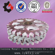 Proveedor de China de la rueda de engranaje del piñón de alta calidad