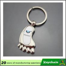Keychain Eco-Amigável da cópia do metal para presentes relativos à promoção