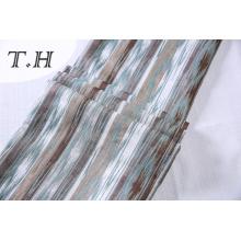 Streifen Jacquard Stoff für Schreibtisch und Stuhl (FTH32139)