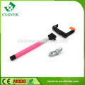 New style portable 1150MM wireless rainbow bluetooth selfie stick monopod
