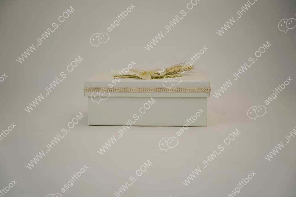 Wheat ear gift box