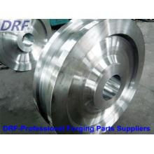 Steel Car Wheel (Crane wheel)