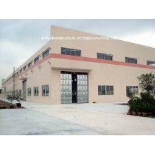 Galvanized Steel Frame for Prefabricated Workshop