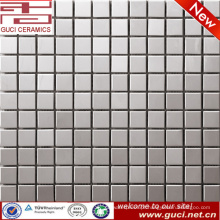 telha de mosaico de aço inoxidável da parede quente da cozinha do produto da venda