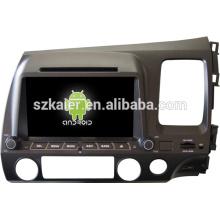 TV digital del coche de Android de la fábrica para Honda Civic 2006-2011 (derecha) con GPS / Bluetooth / TV / 3G / WIFI