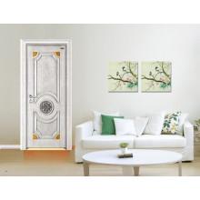 Diseño popular bali tallada puerta E-S020