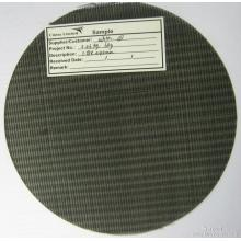 60 Mesh Black Wire Mesh/Cloth for Plastics Industry to Filter