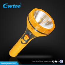Hohe Kapazität am besten wiederaufladbare LED uv Taschenlampe