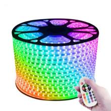 Tira de luz multicolor RGB 5050