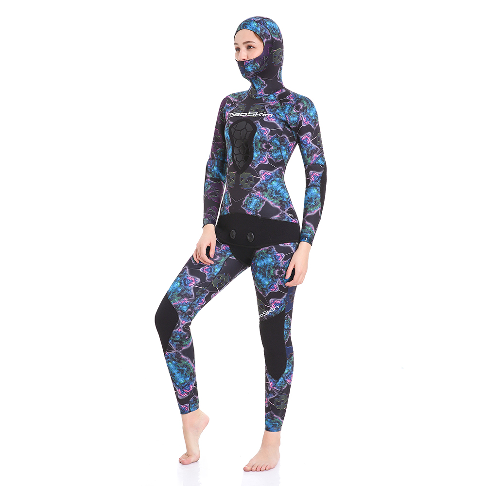 Two Pieces Wetsuit for Women