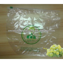 saco de plástico vegetal fresco com furos / furto saco de plástico / sacos perfurados