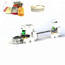 Lata de alumínio para máquina de fazer caixas de alimentos