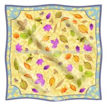 Bufanda de seda para primavera