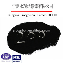 200MESH activated carbon in powder for dringing water purification