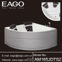 Banheira de hidromassagem / banheira de canto com hidromassagem removível
