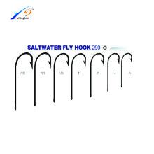 FSH171 ganchos de pesca de alta calidad gancho de pesca forjado ganchos de pesca maruseigo
