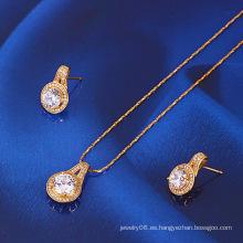 Venta caliente joyería de lujo Xuping conjunto (61025)