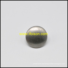 Form der Kuppel Zink Legierung Schaft Button