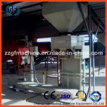 Máquina automática de embalaje de fertilizantes en polvo