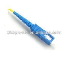 Цена по прейскуранту завода-изготовителя одношпиндельный волоконно-оптический sc-кабель, косичка из высококачественного пигтейла Sc симплексная