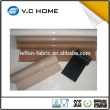 Wholesale fabric rolls high temperature natural color ptfe teflon sheet