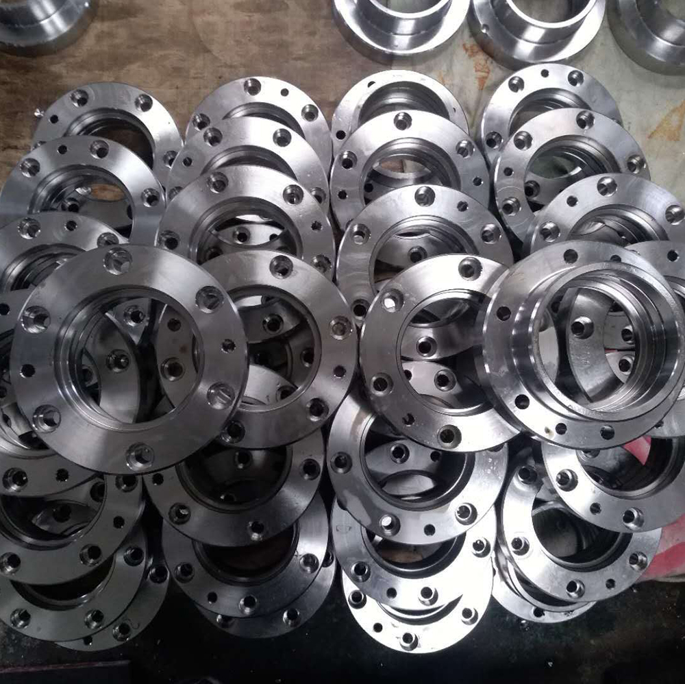 Stainless Steel Machined Flange