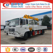 Dongfeng kingrun new condition telescopic arm crane for sale