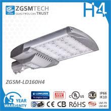 Precio barato 160W LED luz de calle con Philips Lumileds