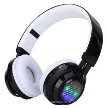 Auricular Bluetooth com luz LED para todos os tipos de celular (BT-AB005)