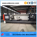 HIG PRECISION CNC PIPE THREADING LATHE HOT SALE