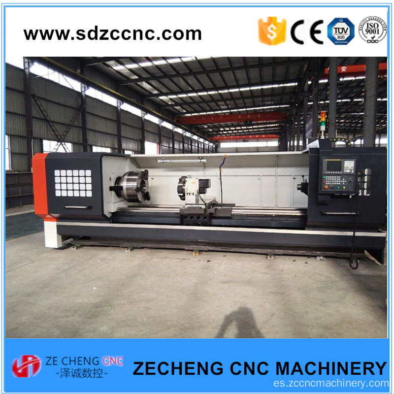 HIGH PRECISION CNC PIPE THREADING LATHE VENTA CALIENTE