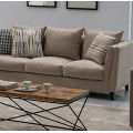Living Room Fabric 321-Seater Sofa Set Design
