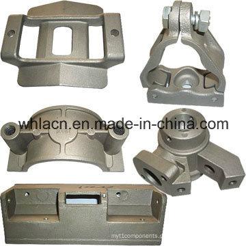 Aço inoxidável Precisão Investimento Casting Usinagem Auto peças (castração de cera perdida)