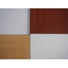 Melamin beschichtete Spanplatte für Wohnmöbel
