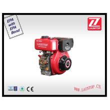 Одноцилиндровый дизельный двигатель с воздушным охлаждением-LA170