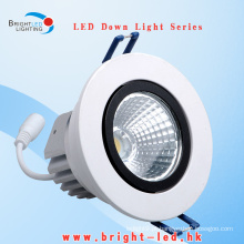 CE Home RoHS Quente LED Downlights