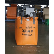 Ton Bag with Top Filling & Discharge Spout