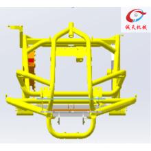 Guter Preis! Power Tooling Struktur Teile mit hoher Qualität
