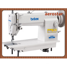 Máquina de costura de alta velocidade Lockstitch br-6-28