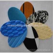 2015 EVA 3M diamond groove traction pad/eva foam surf traction pad