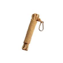 10.5mm Lifeline Escalada Rope Outdoor Color Escape Rope Moda Prático Novo