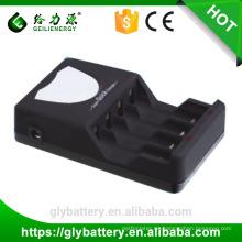 proveedor de china GLE - 909 cargador de batería de coche súper rápido para aa aaa nicd nimh batería recargable