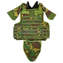 armadura com rápida liberação sistema NIJ IIIA EUA padrão