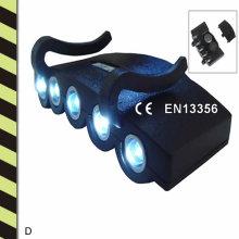 Светодиодный налобный фонарь для бейсболки светлые