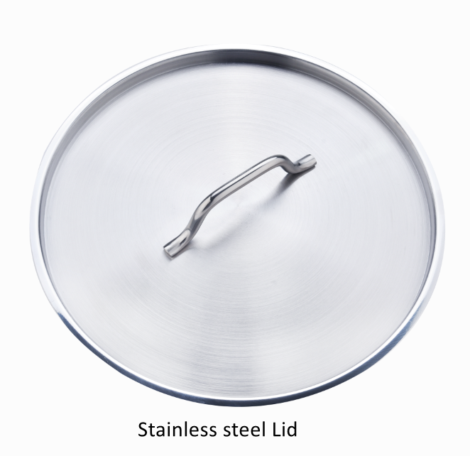 Large Stock Pot Stainless Steel Fh Sp01 4