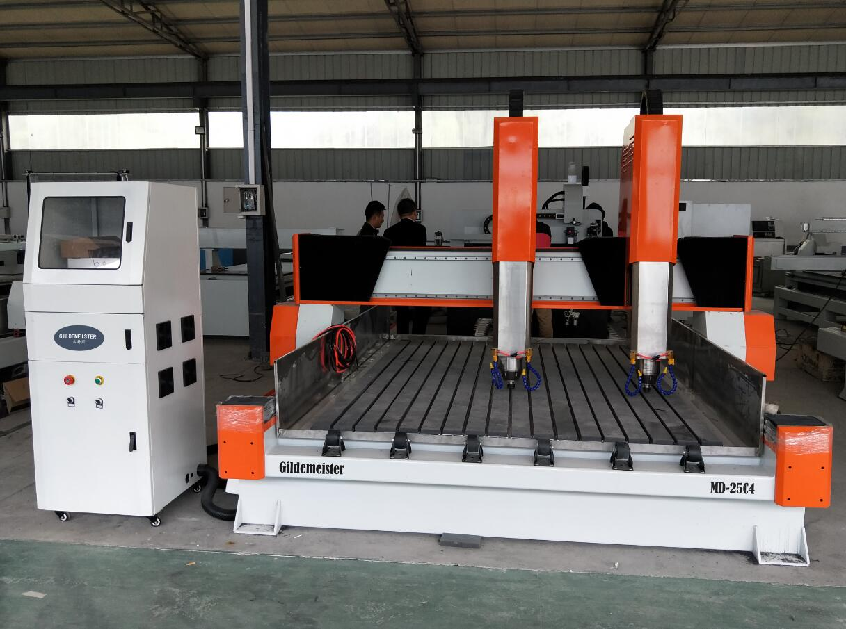 3 axis stone router machine