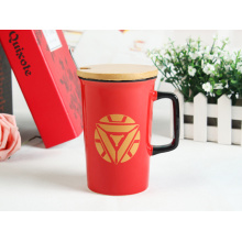 Unique Design Pottery Coffee Mugs