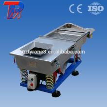 Máquina de tamizado de vibración de grava de partículas lineales de gran capacidad
